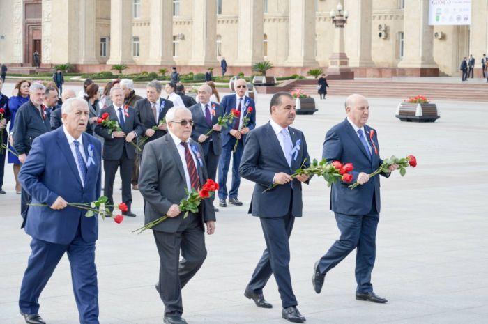 İkinci Azərbaycan Elm Festivalının Gəncə və Şəki mərhələsi