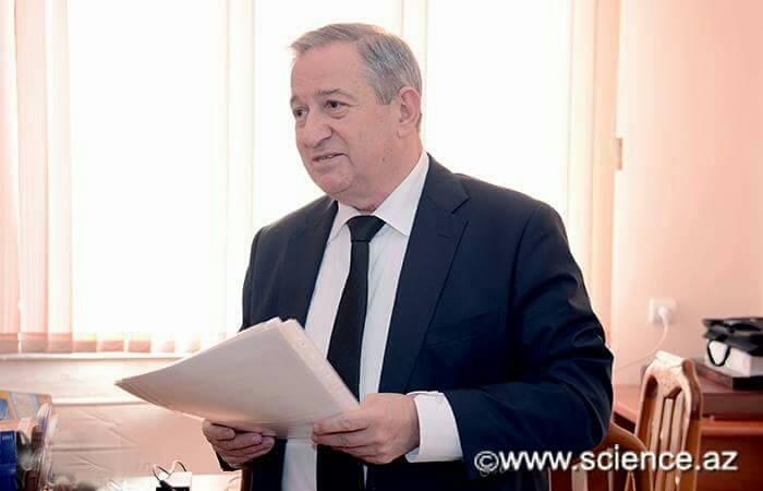 AMEA Kimya Elmləri Bölməsinin növbəti Büro iclası keçirildi
